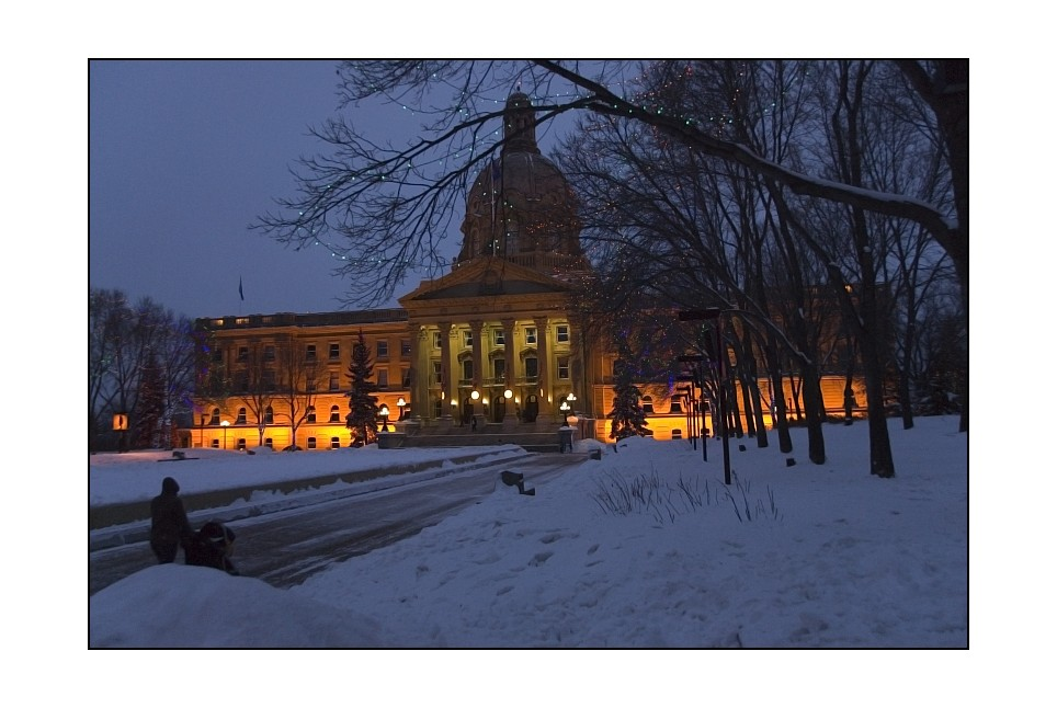 Christmas at the Legislature Grounds