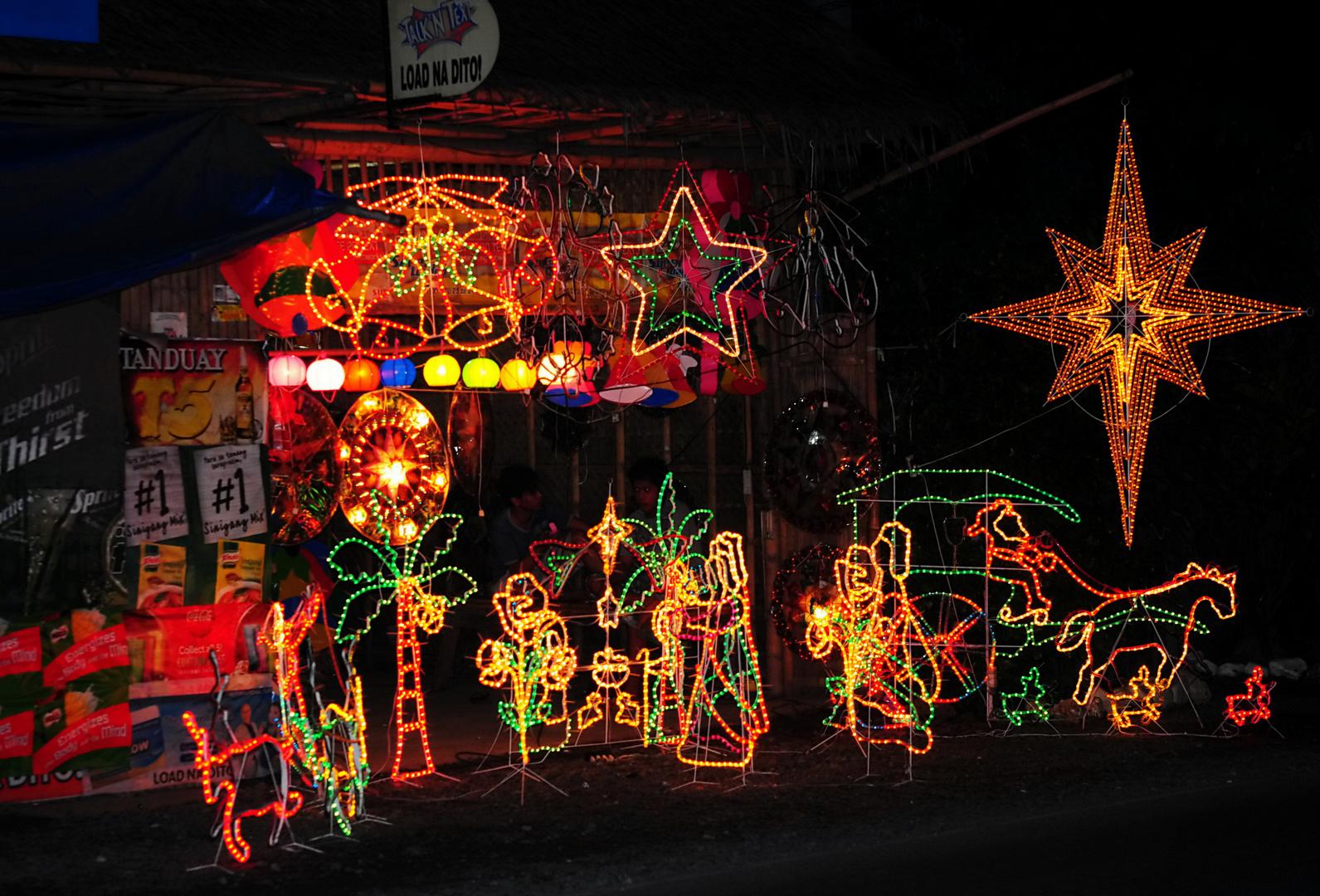 """"""" Christmaslamps 2010 """" , Kalibo - Panay - Aklan"""
