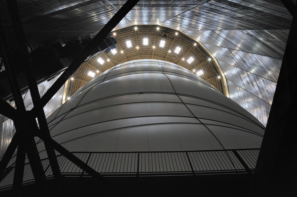 Christo Big Air Package 01