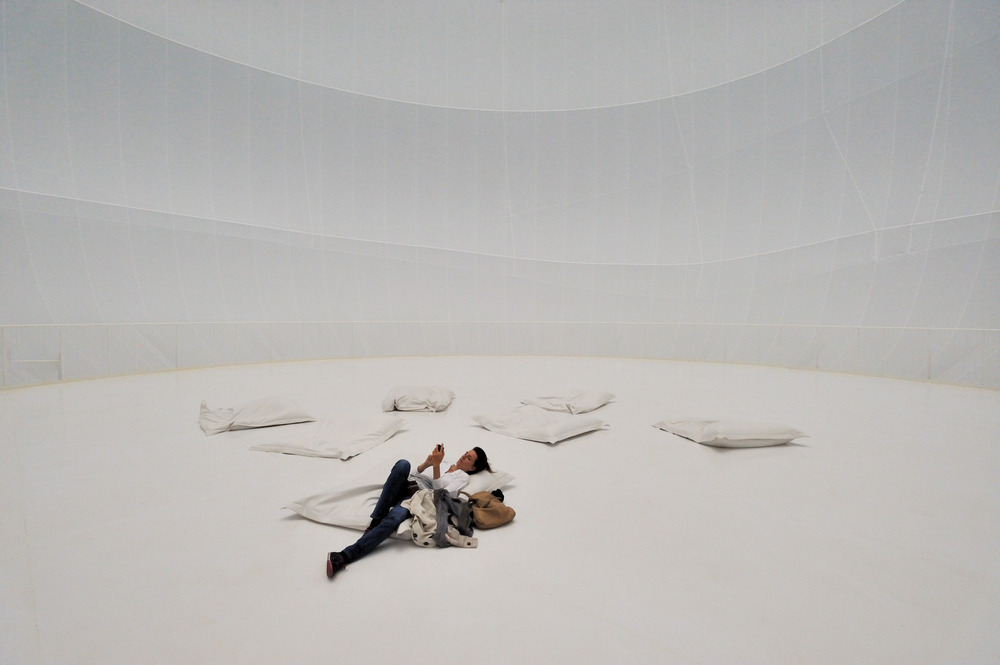 Christo Big Air Package 04