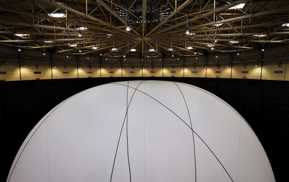 Christo Big Air Package 06