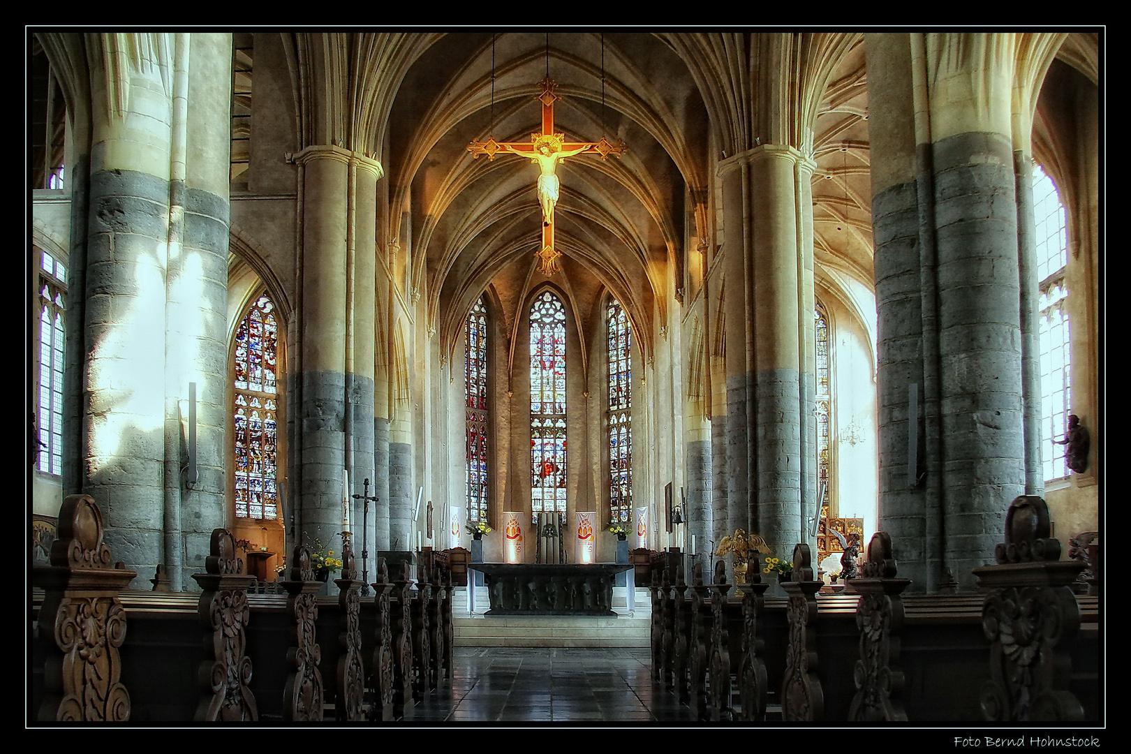 Christoffelkathedraal ... Roermond