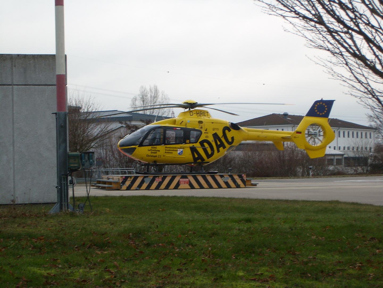 Christoph 23 in Koblenz