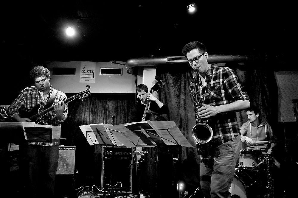 """Christoph Beck Quartett - """"Eckbert Schaf"""""""