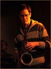 Christoph Beck sax Jazz Sgt Jazzpreis 1930K