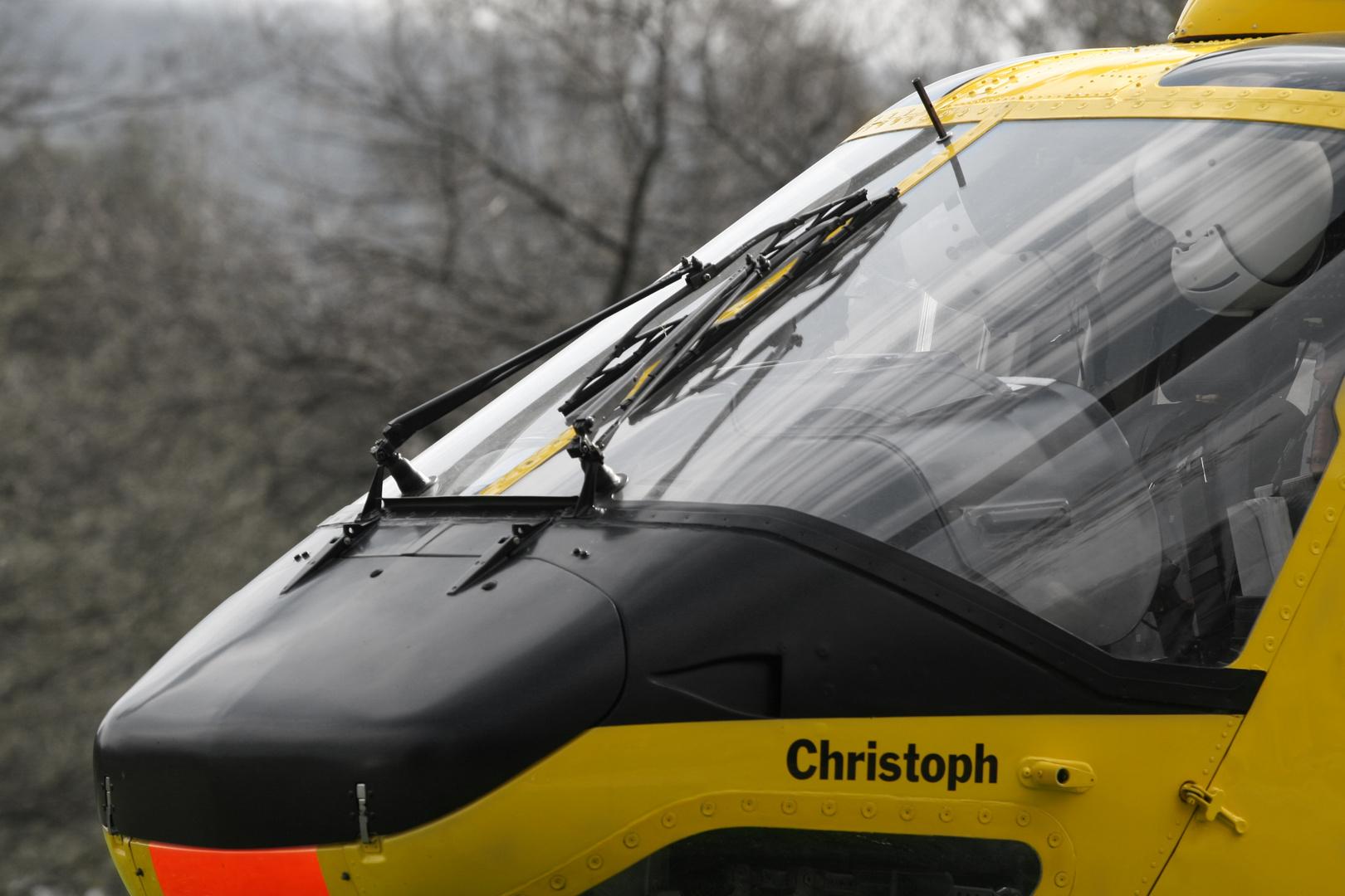 Christoph Westfalen D-HDPS Cockpit