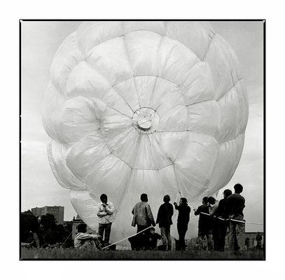 Christos und Jeanne-Claudes große Erfahrung des Scheiterns