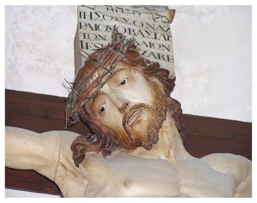 Christus am Kreuz -