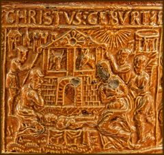 Christus : Geburt - Naissance du Christ