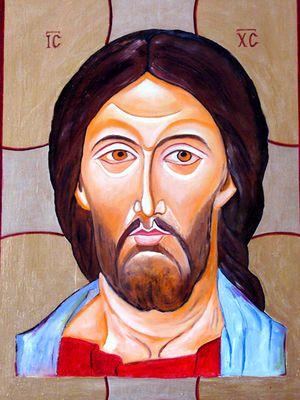 Christus Ikone I