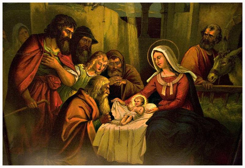 Christus ist geboren