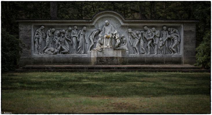 Christusdenkmal Stahnsdorf Südwestkirchhof
