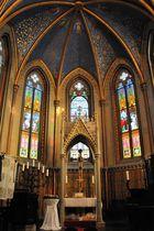 Christuskapelle auf der Burg Hohenzollern
