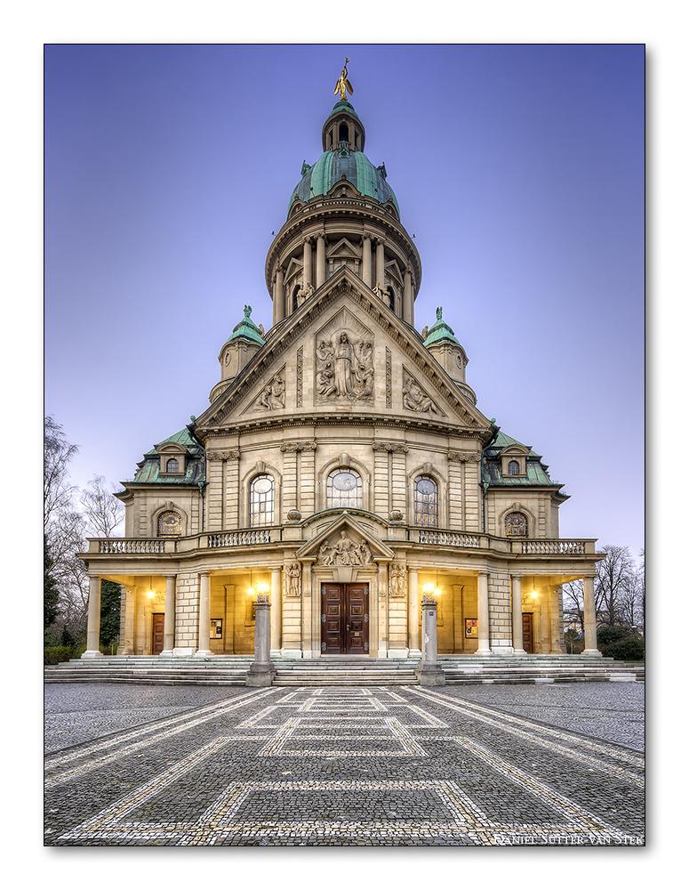 Christuskirche mannheim foto bild architektur - Architektur mannheim ...