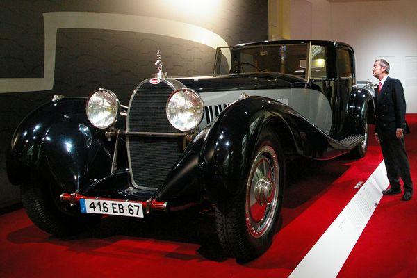 Chromjuwel - Bugatti