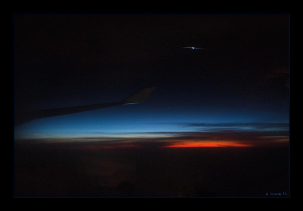 Chronik eines Sonnenaufgangs [2]