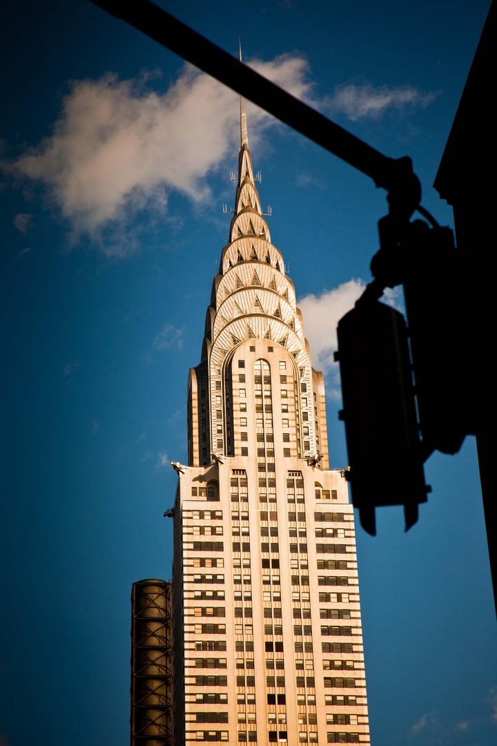 ...Chrysler Building...