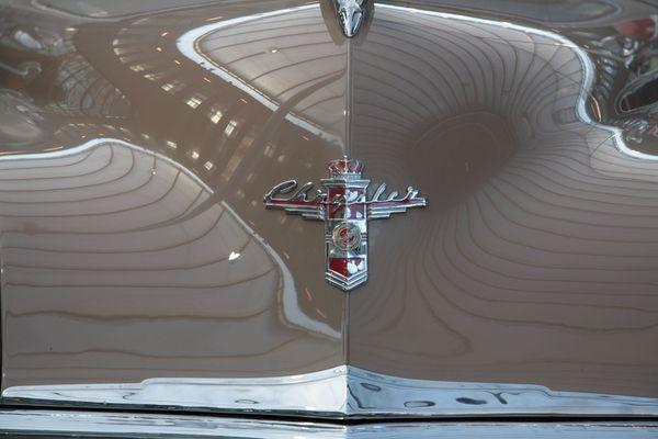 Chrysler Kühlergrill