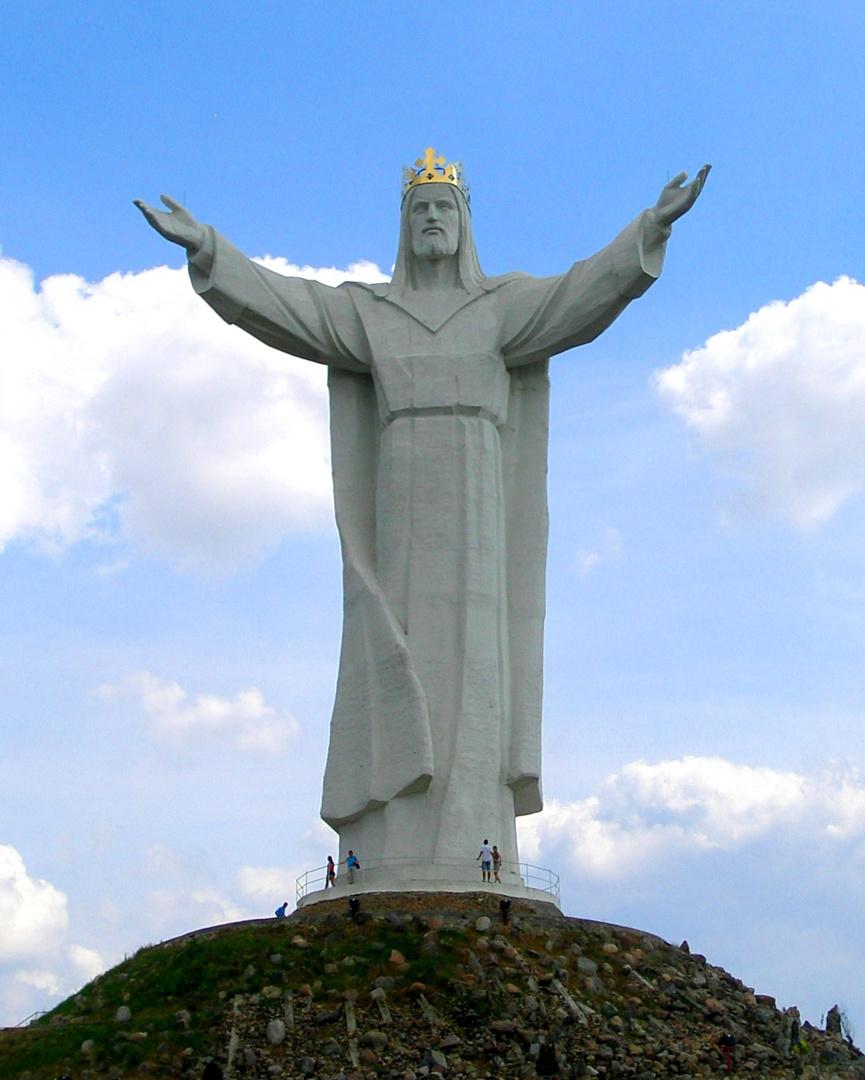 Chrystus Król - Christ the King