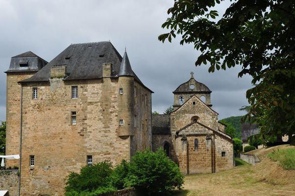 Château à Lissac