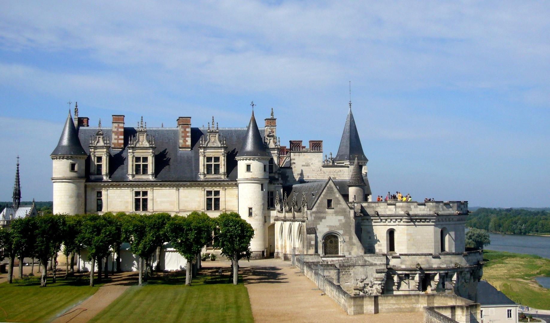 Château d'Amboise - Indre et Loire