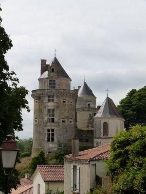 Château d'Apremont (85)