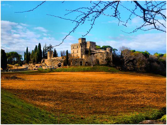 Château d'automne