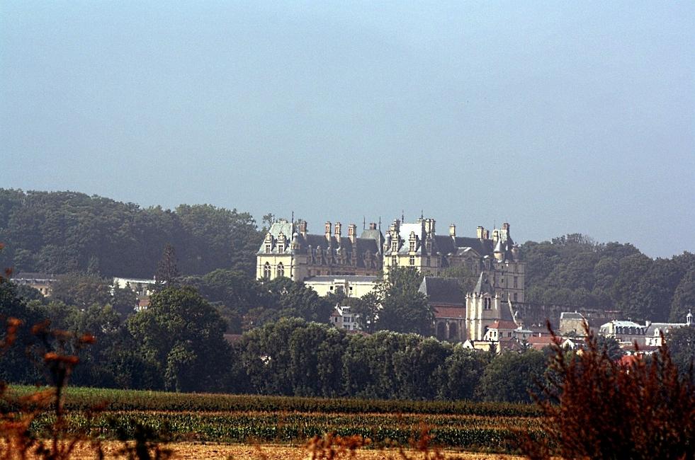 Château d'Écouen ...