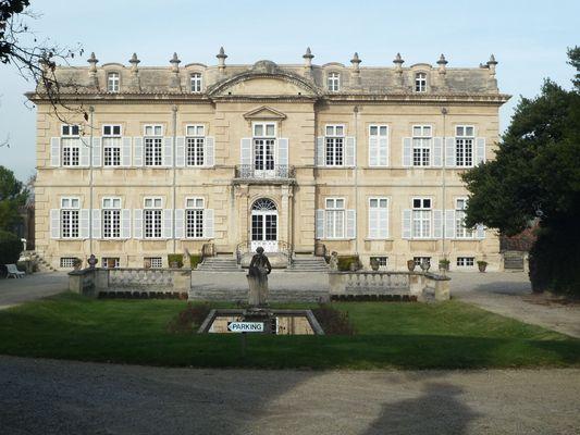 Château de Barbentane