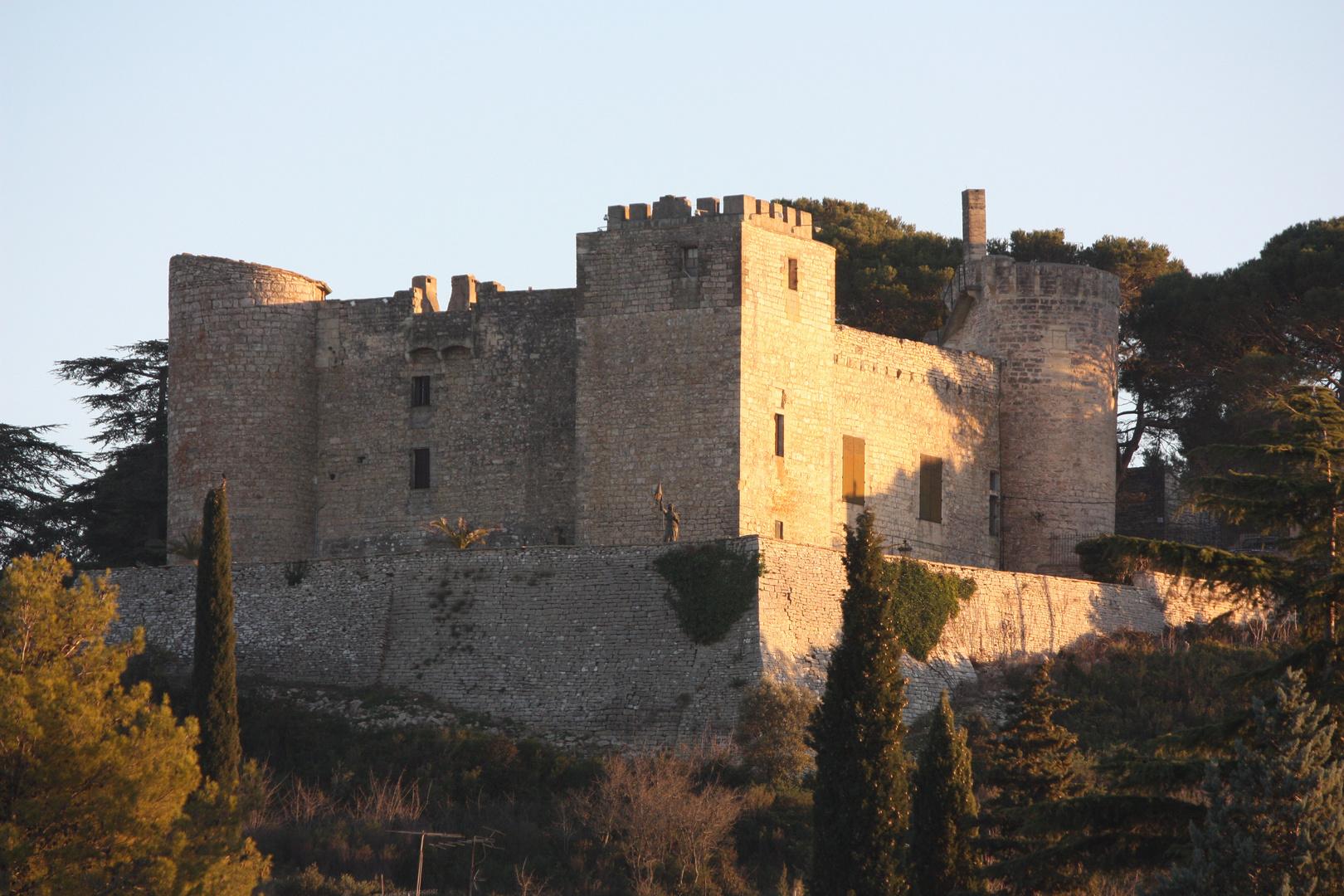 Château de Boissières (Gard)