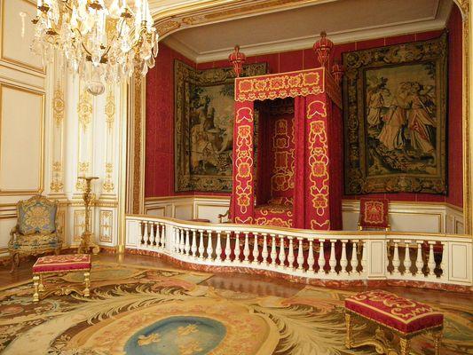 château de Chambord, un bel intérieur !!!!