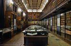 château de Chantilly la bibliothèque