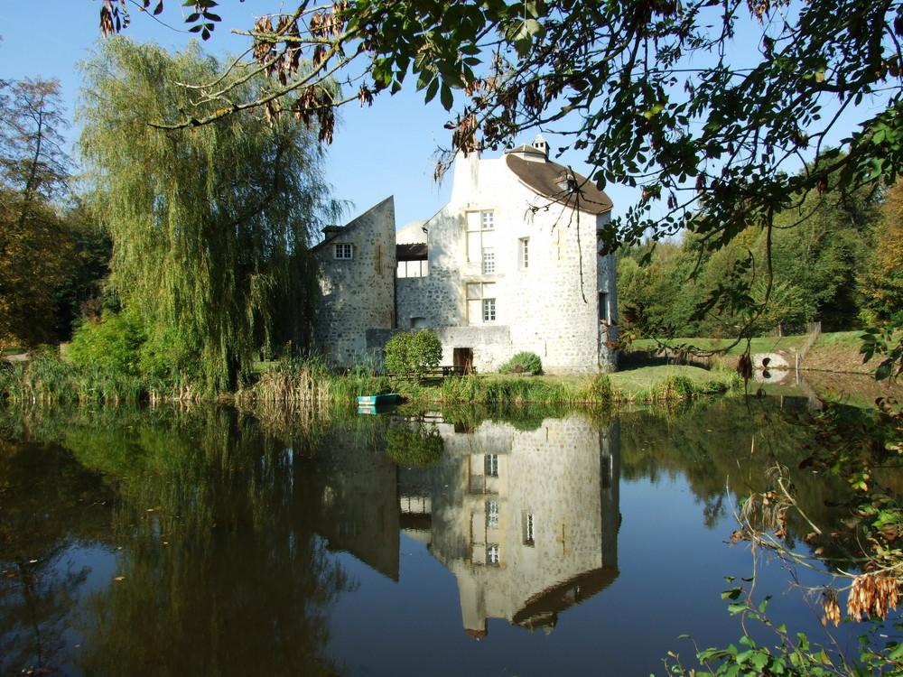 Château de chasse dans Foret de Montmorency