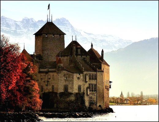 Château de Chillon ( CH)