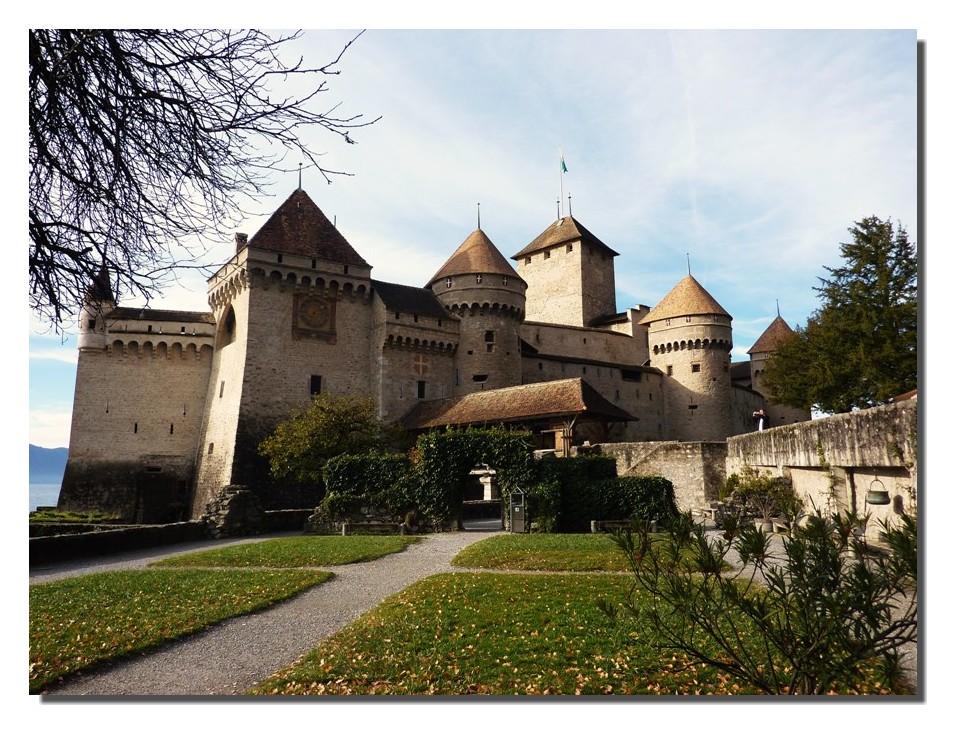 Château de chillon (MONTREUX)