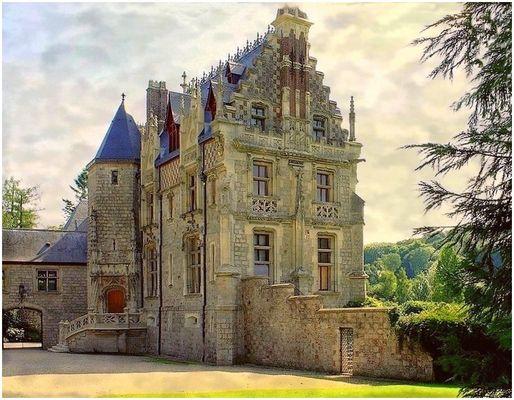 Château de Clères (76)