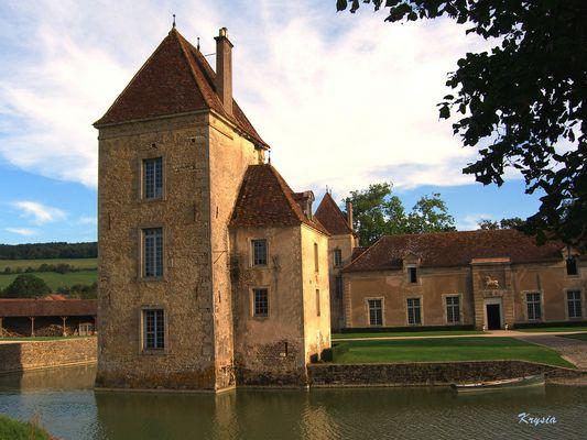 Château de Cormarin.