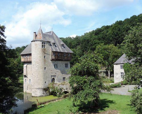 Château de Crupet.