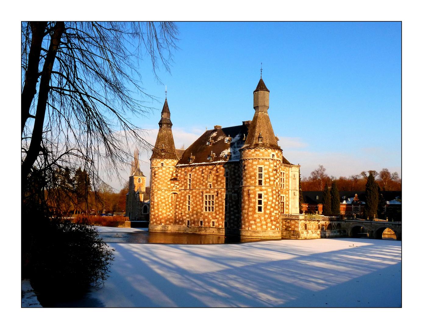 Château de Jehay ...
