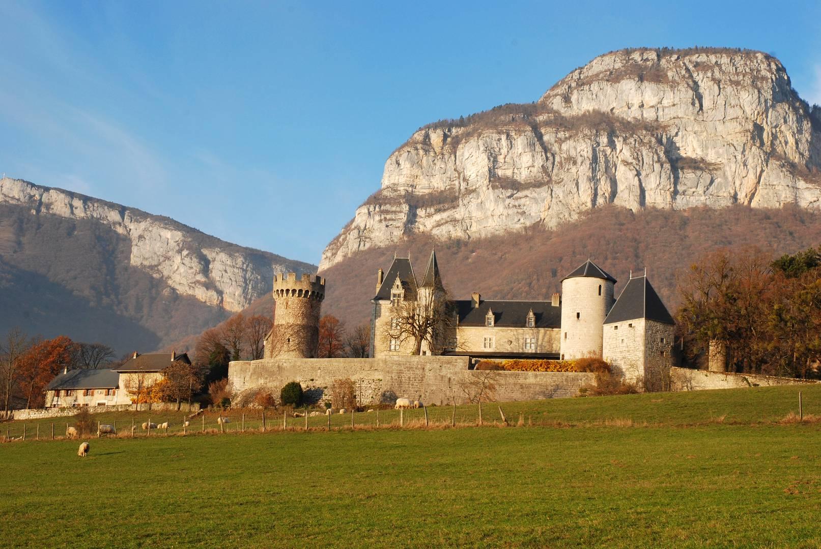 Château de la Bathie (Savoie)