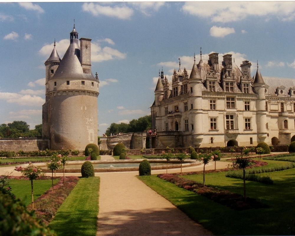 Château de la Loire-Schloss der Loire