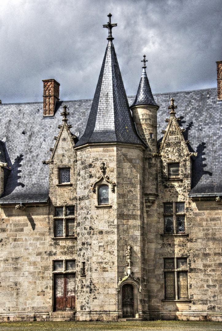 Château de la Tour - la tourelle
