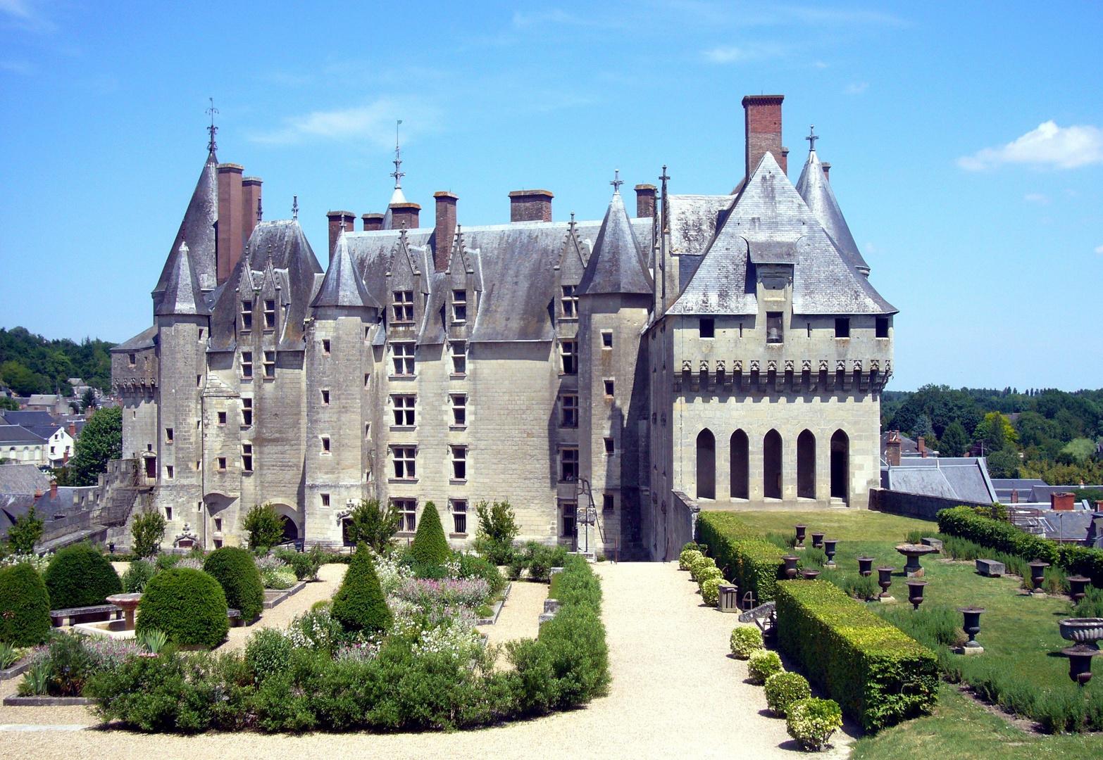 Château de Langeais - Indre et Loire