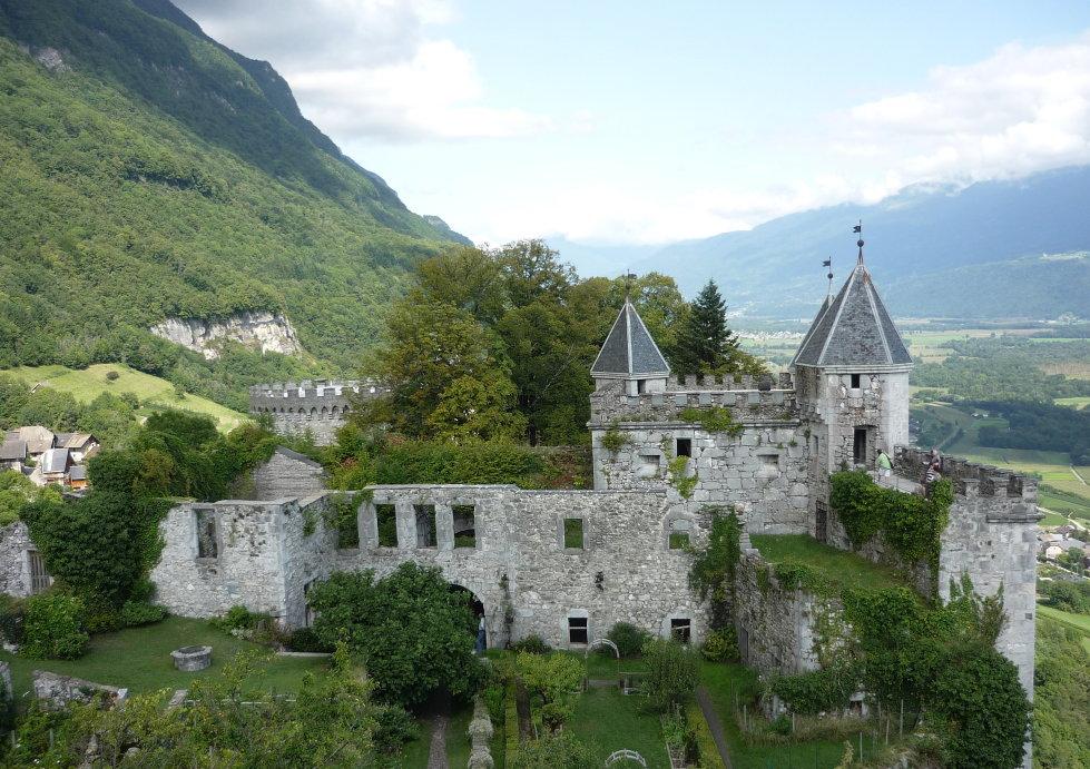 Château de Miolans 2