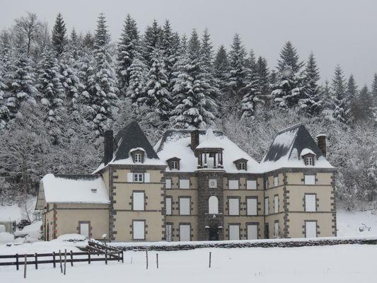 Château de Montlosier (Auvergne)