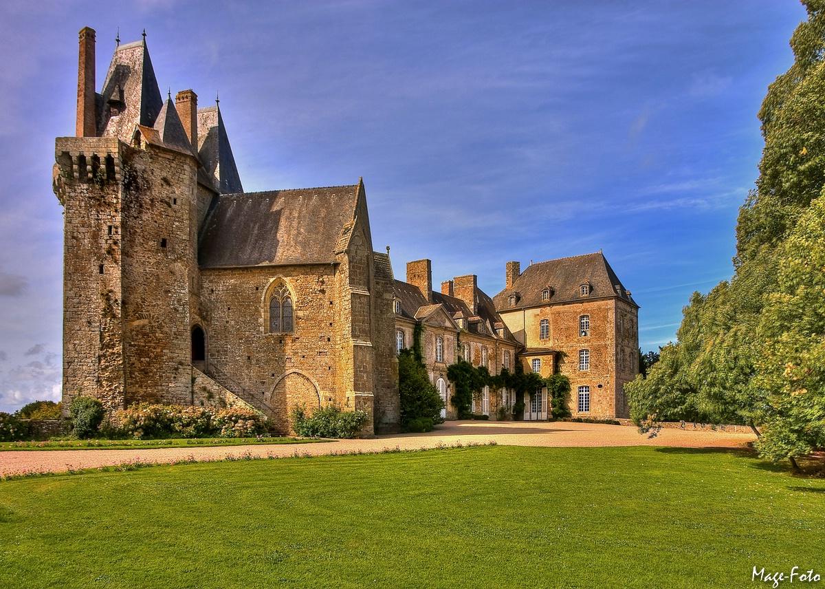 Château de Montmuran 2