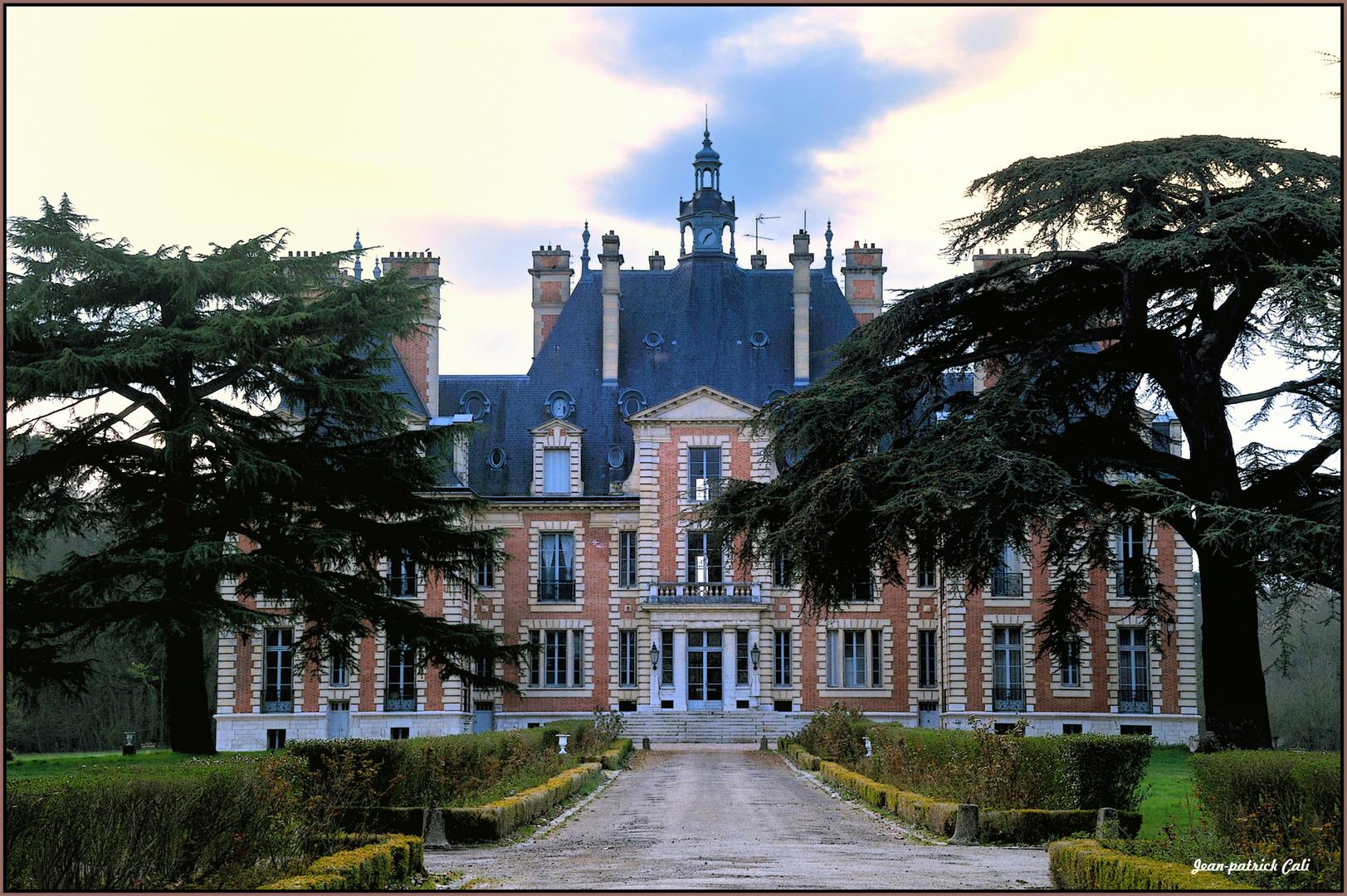 Château de Nainville les roches