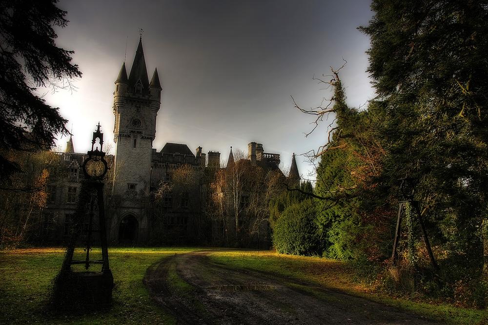 Château de Noisy - Frontansicht