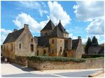 Château de Saint Genies .