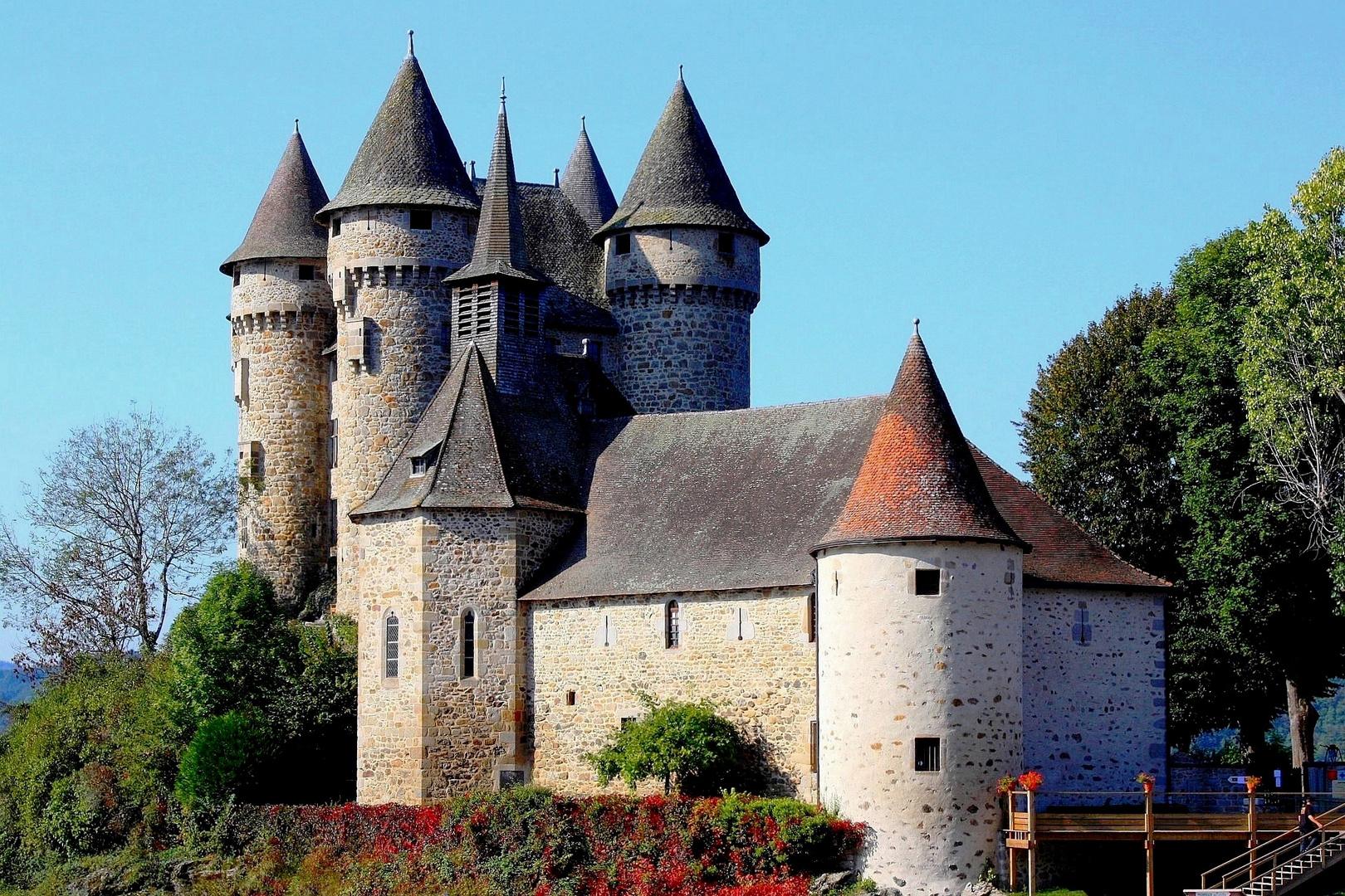 Château de Val Auvergne
